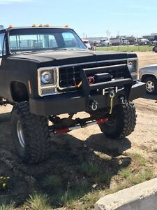 1976 Heavy Chevy for trade