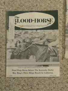 Blood Horse Magazines - triple crown issues etc Strathcona County Edmonton Area image 3