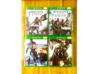 NEW/MINT XBOX ONE GAMES CAN DELIVER