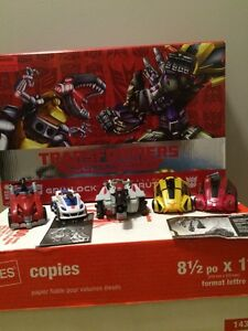Transformers video game figures. Price lowered!