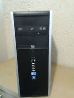 HP 8100 F tower