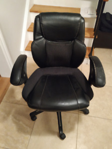Office Chair Faux Leather