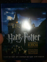 8-Film Harry Potter Collection