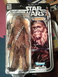 Star Wars 40th Anniversary Action Figures