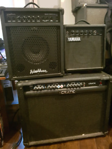 Cheap Beater Amps