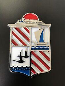 Chris Craft Crest Emblem