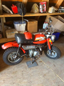 Honda Z50, MR50, Big Wheel 80