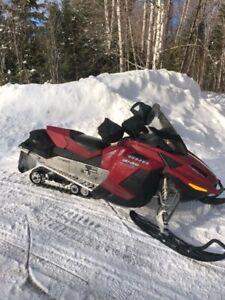 2009 Ski Doo GSX 1200