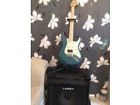 Limited edition Fender Lonestar Stratocaster