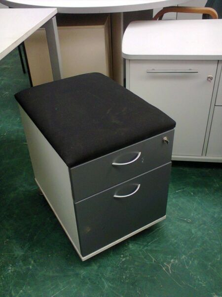 WHEELIE DRAWER UNITS - used
