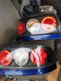Subaru impreza rear lights