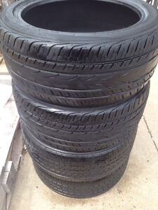 225/45R17 All Season tires