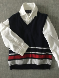 Quality boys clothing Mayoral and Polo size 6