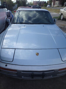 1989 Porsche 944 S2 Coupe (2 door)