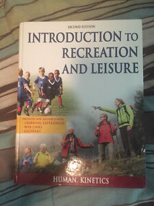 Introduction to Recreation and Leisure Kitchener / Waterloo Kitchener Area image 1