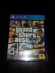 Grand Theft Auto Five for PS4