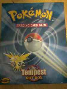 Rare PAL Exclusive Pokemon Tempest Starter Pack (Pokemon cards)