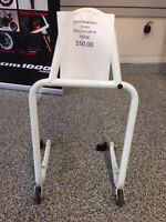 LP Racing Rear Motorcycle Stand