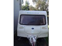 2005 Bailey Discovery 5 Berth Caravan