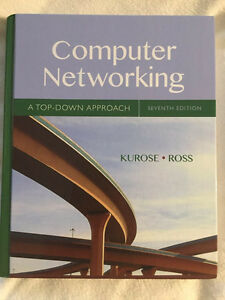 Networking 7th E, hard cover book $180 or best offer