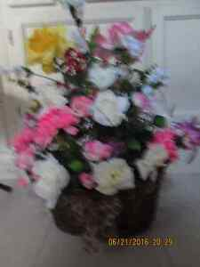 Large Flower Basket