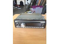 Jvc car radio CD player
