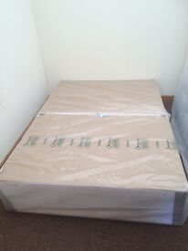 Double Bed Base Brand New never used