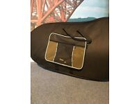 Tuna back pack gig bag
