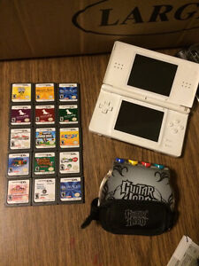 DS Lite with 15 Games