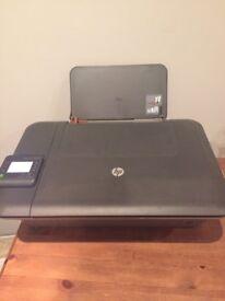 HP deskjet print scan copy wireless printer
