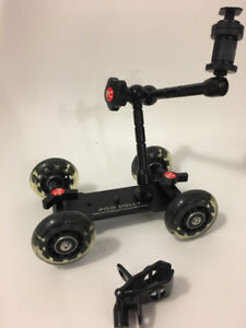 Pico Dolly - Table and Dolly and Slider - $50 OBO