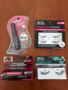 New eyelashes set