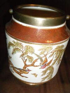CROWN ALBION BISCUIT JAR Kawartha Lakes Peterborough Area image 2
