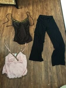 Lot of women's clothing size med Prince George British Columbia image 4