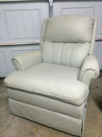 High Quality Leather Recliner