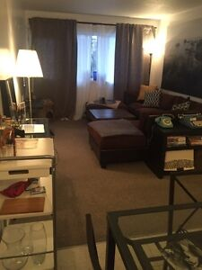 Sublet 41/2 All included
