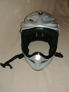 CYCLING - Full Face Bicycle Helmet