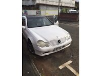 Mercedes c220 spares and repairs read ad