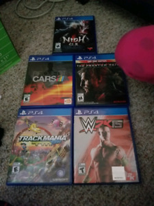 Ps4 games and controller keypad
