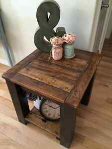 Rustic Country Chic Coffee tables with matching side tables Kingston Kingston Area image 5