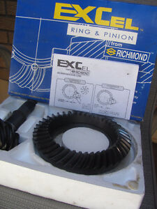 3.73 Ring and Pinion