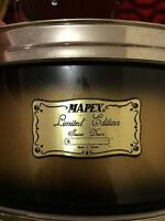 Mapex Limited Edition Maple Snare