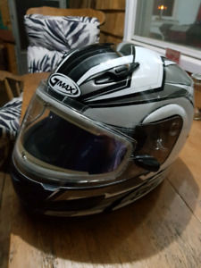 SNOWMOBILE HELMET FOR SALE, OPEN TO OFFERS
