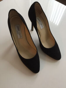 Jimmy Choo Women's high heels size 37 Black Pre-owned with box