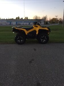 2014 Canam outlander XT trade for classic car