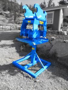 Excavator, Wheel Loader, Skid Steer Attachment Sales & Rentals Regina Regina Area image 5