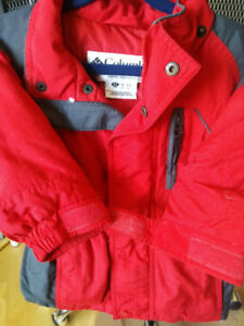 2T Boys Columbia Winter Coat (no snow pants)