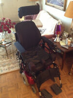 Fully loaded Electric Wheelchair