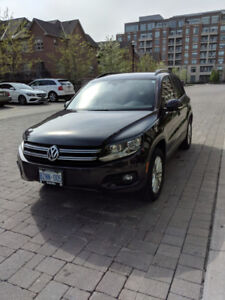 Volkswagen Tiguan 2016 Special Edition **No Accidents**