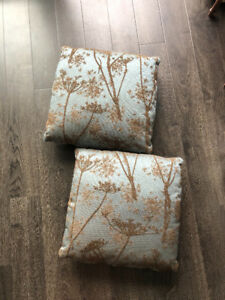 Urban Barn Decorative Cushions - Great Condition!